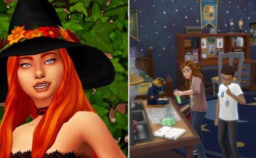 Los Sims 4 - Los mejores mods para prepararse para Realm Of Magic 5