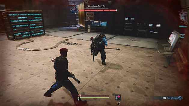 Fighting Warden Garcia in The Surge 2