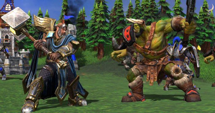 Warcraft 3: Reforged - Guía de Códigos de Trucos (cheat codes) 1