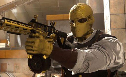 Call of Duty: Modern Warfare - Cómo conseguir balas con trazado de ruta dorada 1