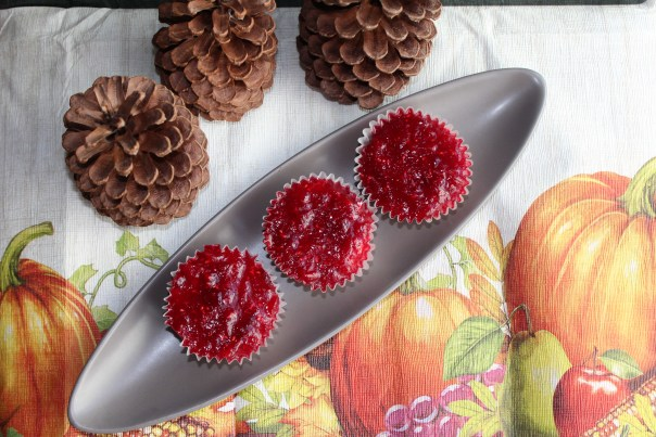 Cran-Raspberry Pretzel Jello