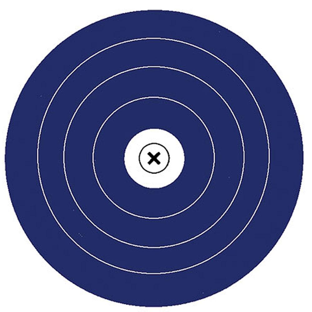 The Archery Company IFAA Amp EFAA Indoor Target Face