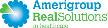 Amerigroup Real Solutions In Healthcare Logo