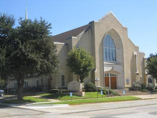 Image  of Arlington First United Methodist Church building