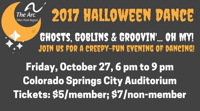 2017 halloween dance - Halloween Stores Colorado Springs