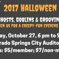2017 Halloween Dance