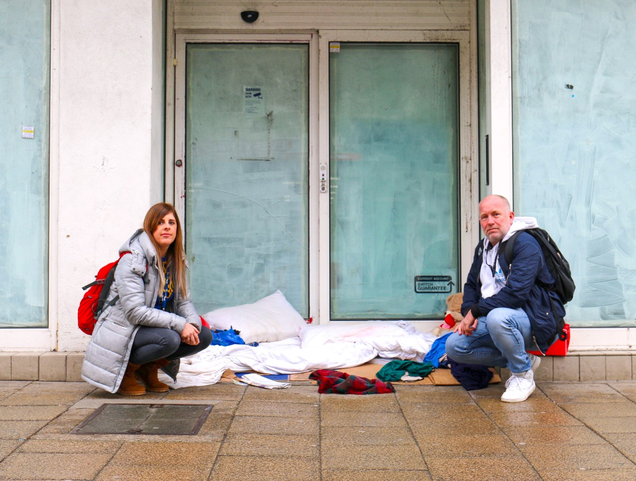 The Argus: Adur and Worthing Councils are aiming to house rough sleepers with their pets.