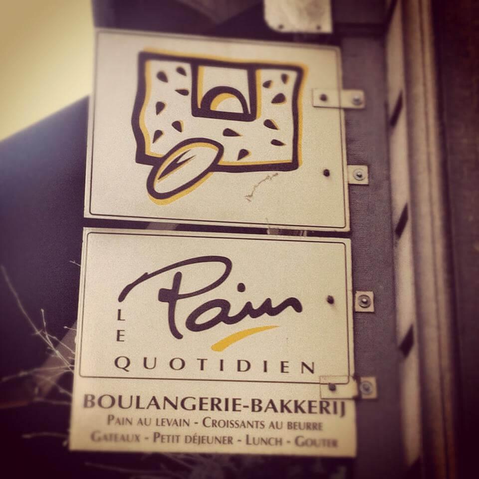 Le Pain Quotidien Antoine Dansaertstraat