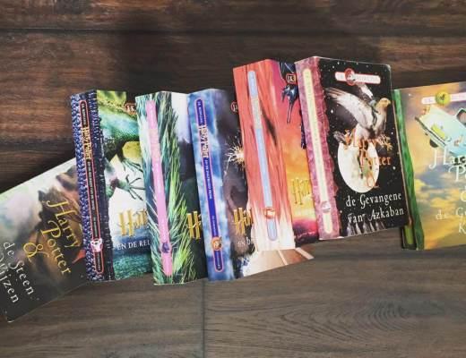 Alle Harry Potter boeken