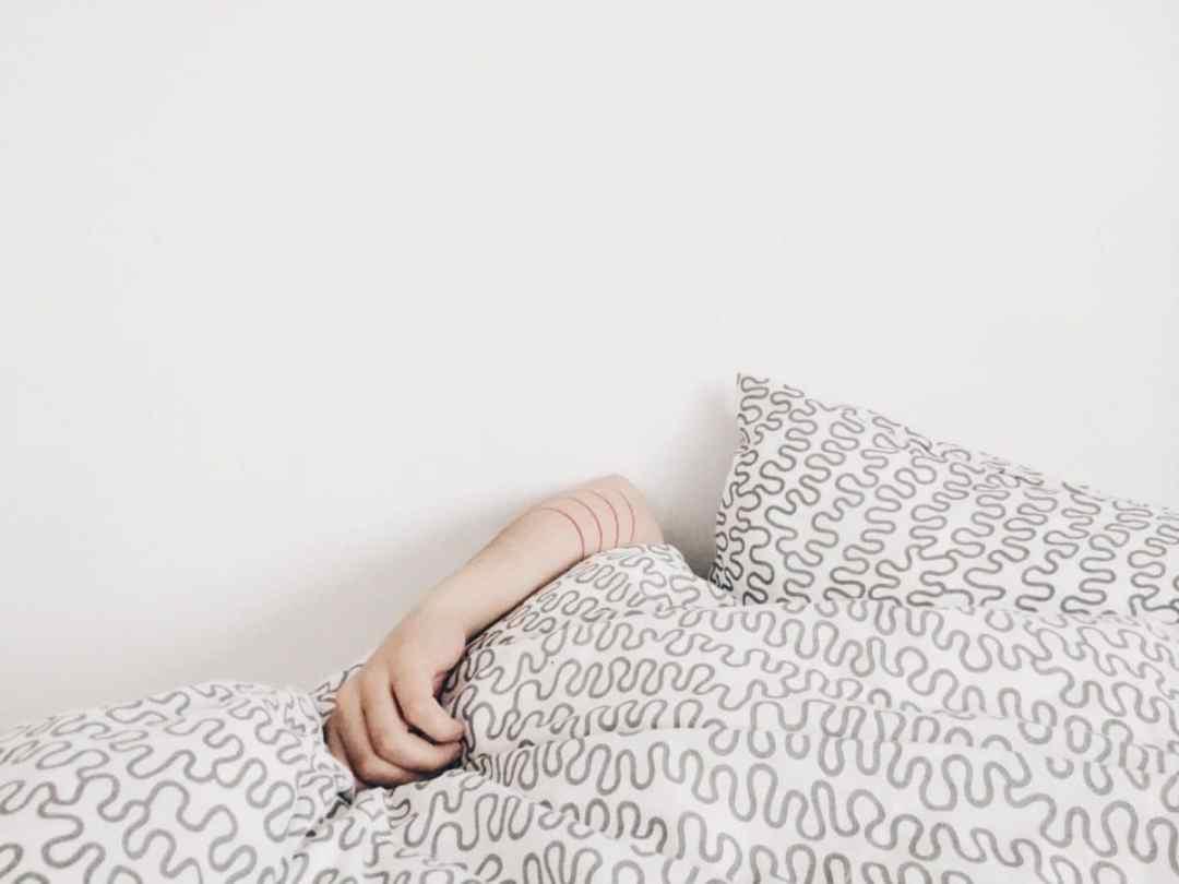 I love sleep tag - Thearie