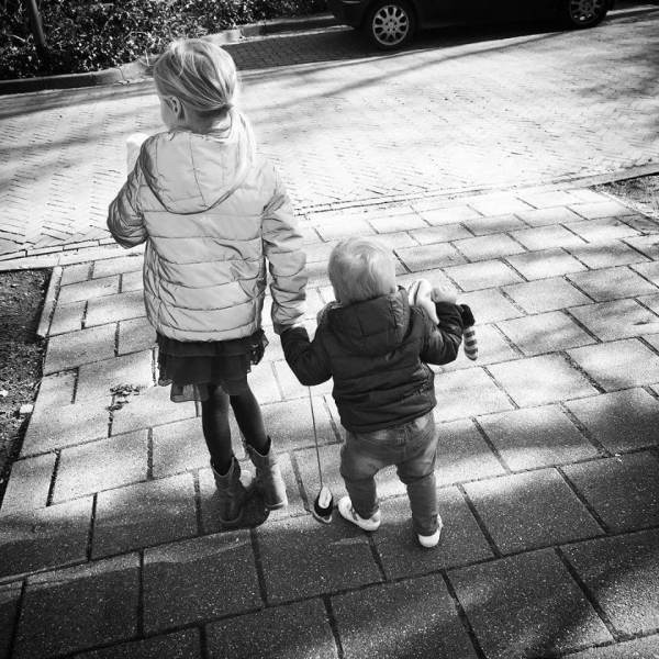 De rotklusjes van het ouderschap - Thearie