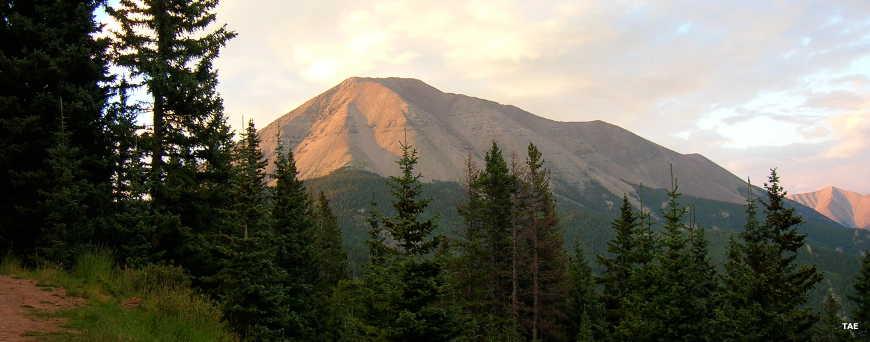 San Isabel National Forest National Forests