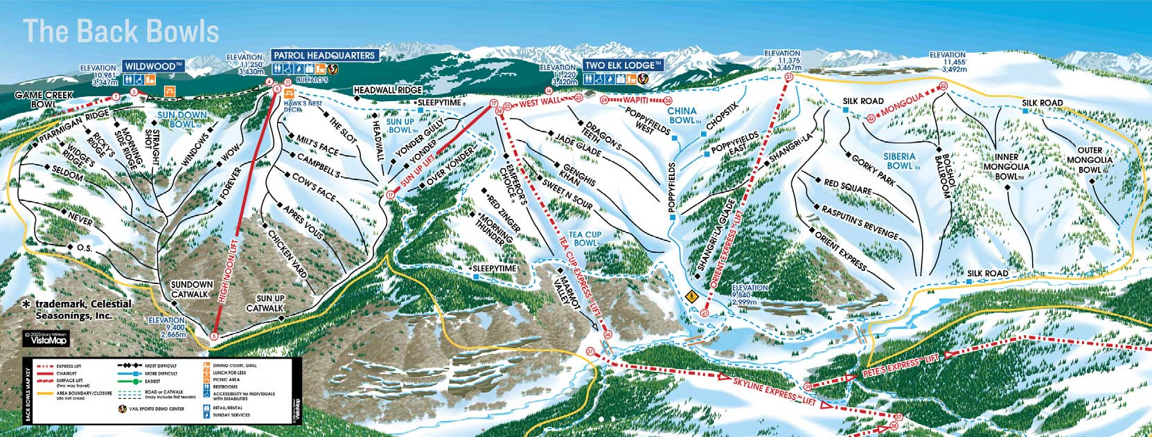 Best Kitchen Gallery: Vail Ski Resort Colorado Ski And Snowboard Areas of Vail Ski Resort on rachelxblog.com
