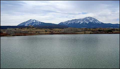 Wahatoya Lakes State Wildlife Area Colorado State