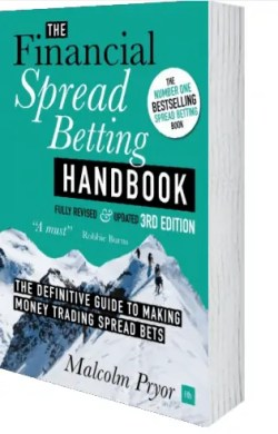 Financial Spread Betting Handbook Malcolm Pryor