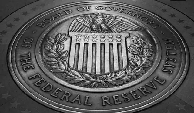 US Federal Reserve seal