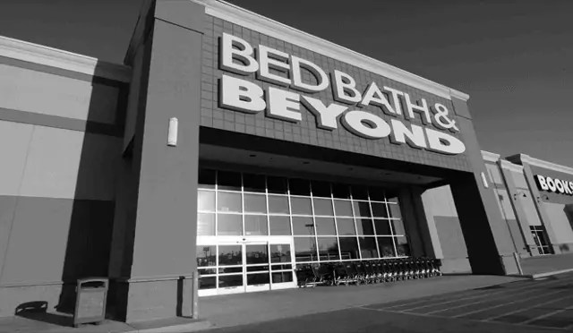 Bed Bath And Beyond Shopfront
