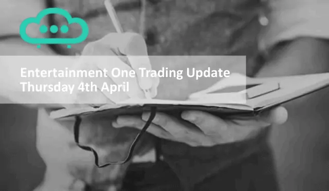 Entertainment One Shares Apr19