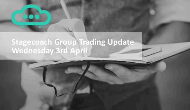 Stagecoach Group Shares Apr19