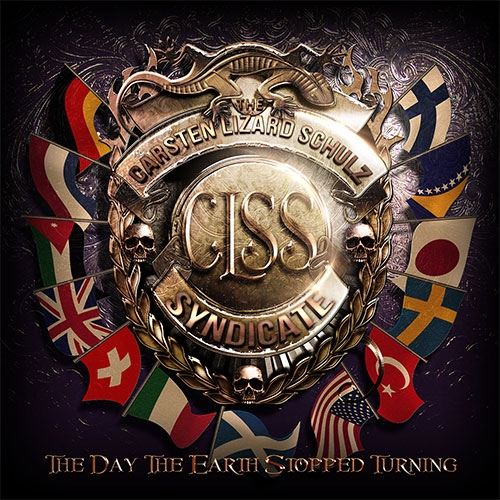 Carsten Lizard Schulz Syndicate - The Day The Earth Stopped Turning