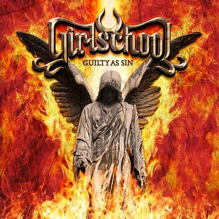 Girlschool - Guilty As Sinv