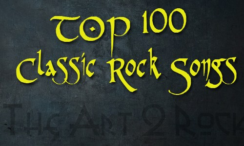 100 Classic Rock Songs