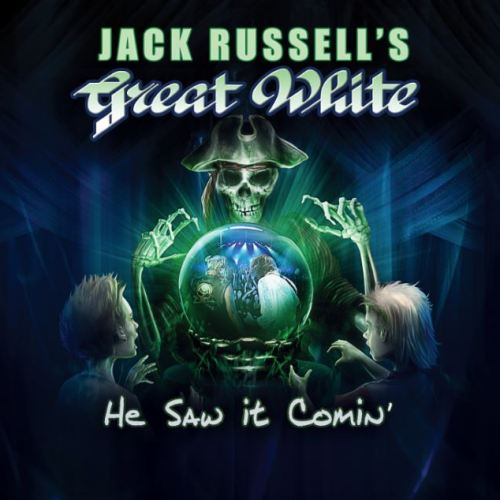 Jack Russell's Great White – He Saw It Comin'