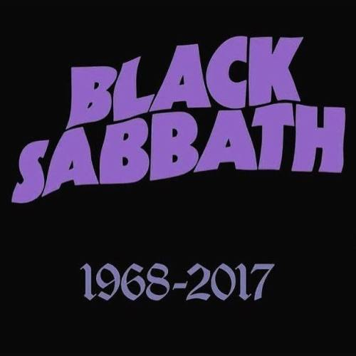 Black Sabbath Ende
