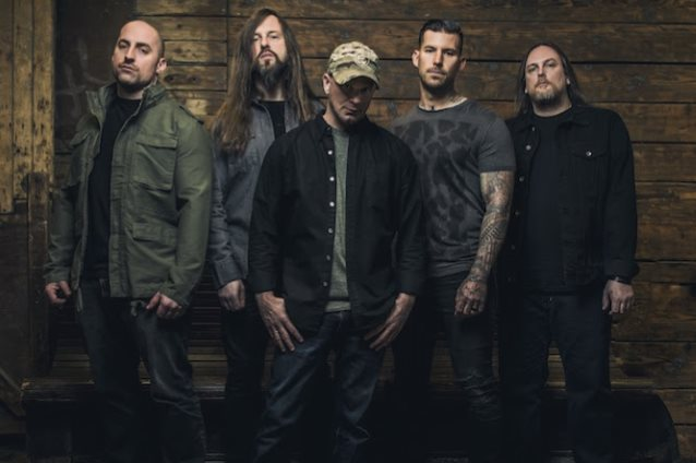 All That Remains 2017