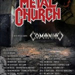 Metal Church Tour 2017