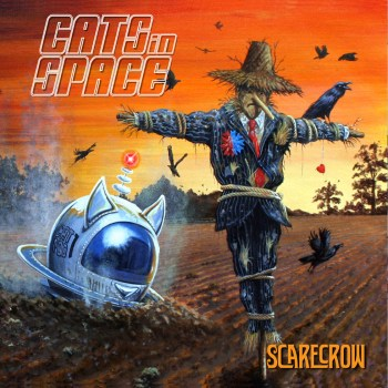 Cats In Space - Scarecrow