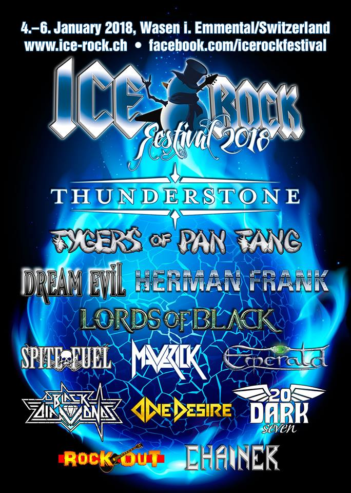 Ice Rock 2018