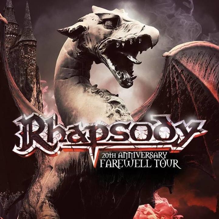 Rhapsody Farewell Tour