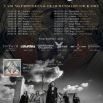 Orphaned Land Tour 2018