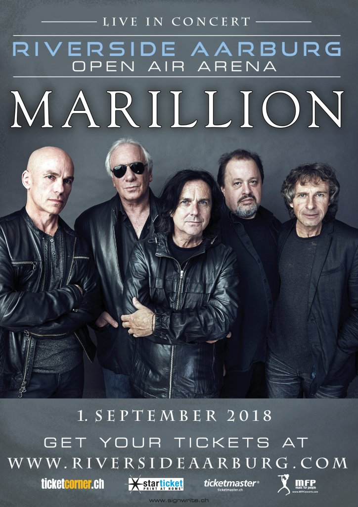 Marillion - Riverside