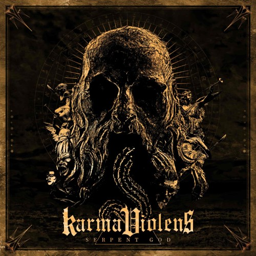 Karma Violens – Serpent God