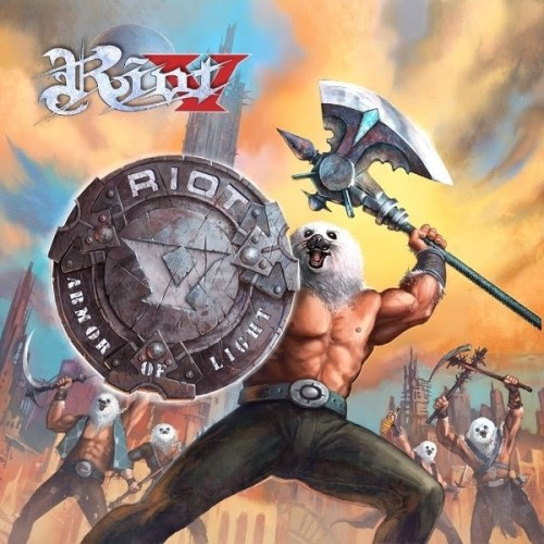 Riot V – Armor Of Light