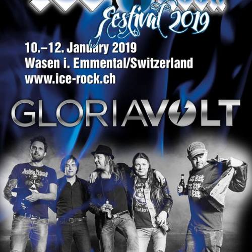 Gloria Volt Ice Rock