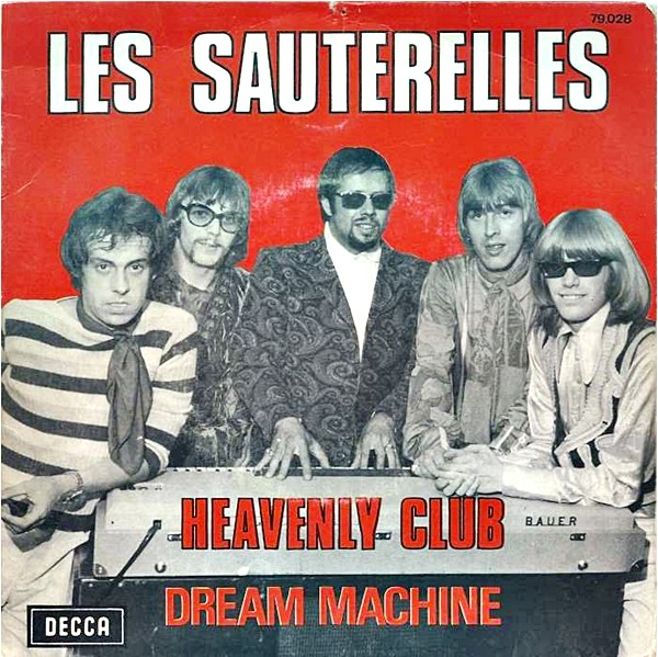 Les Sauterelles - Heavenly Club