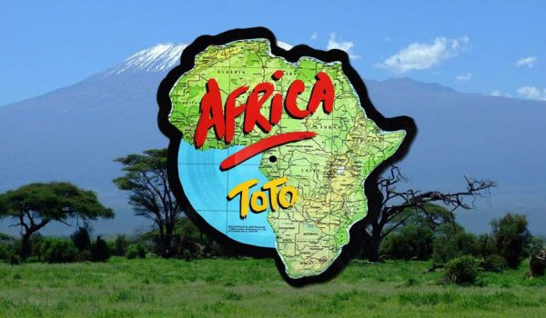 Africa soll ein paar Stunden laufen