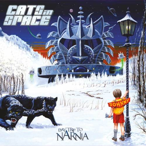 Cats In Space – Daytrip To Narnia