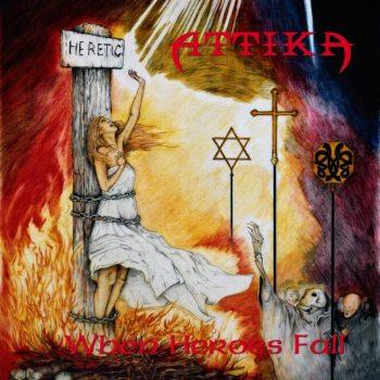 Attika - When Heroes Fall