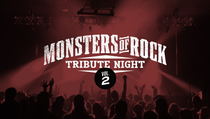 Monsters Of Rock Tribute Night Vol 2