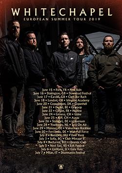 Whitechapel Tour 2019