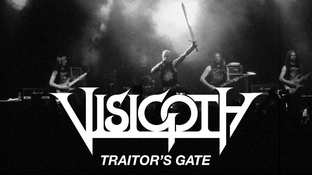 Visigoth - Traitor's Gate
