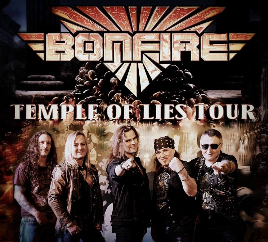 Bonfire Tour 2019