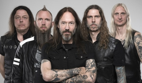 HammerFall feat. Noora Louhimo – Second To One