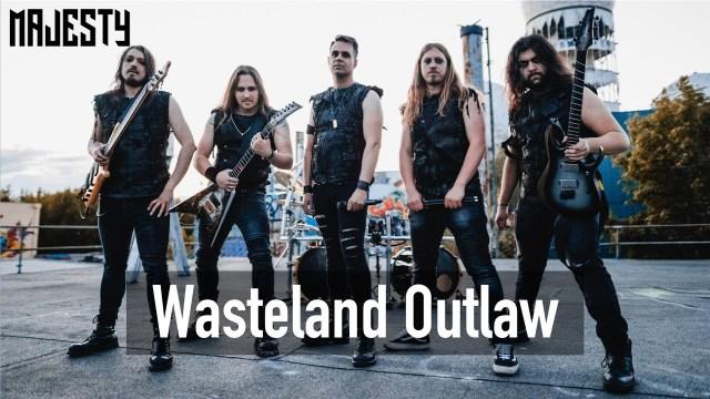 Majesty - Wasteland Outlaw