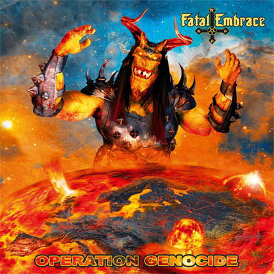 Fatal Embrace - Operation Genocide
