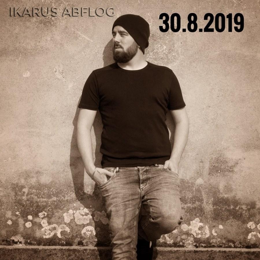 Ikarus Abflog